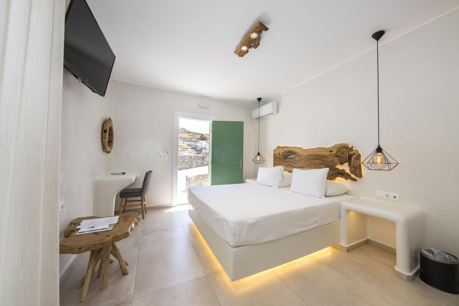 Luxury Sea view Accommodation in Mykonos Town Chora Tagoo
